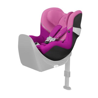 Siège Auto + SensorSafe Cybex Sirona M2 I-Size - Magnolia Pink