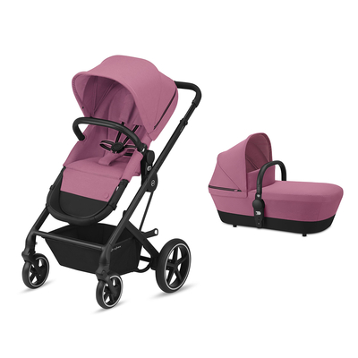 Poussette Buggy Cybex Balios S 2in1 - Magnolia Pink