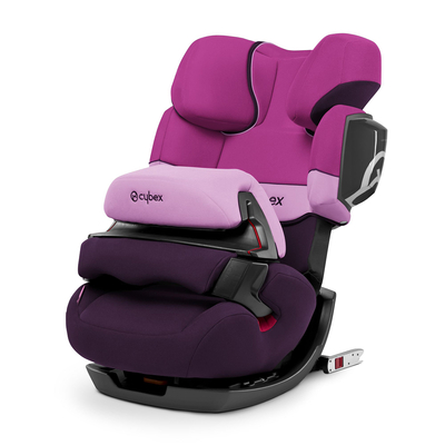Siège Auto Cybex Pallas 2 Fix Purple Rain - Purple