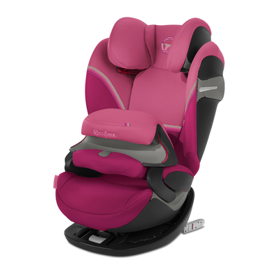 Siège Auto Cybex Pallas S Fix - Magnolia Pink
