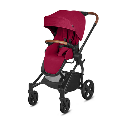 Poussette Buggy Cbx Kody Lux - Crunchy Red