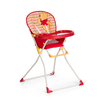 Chaise Haute Disney Mac Baby - Pooh Spring Brights Rouge