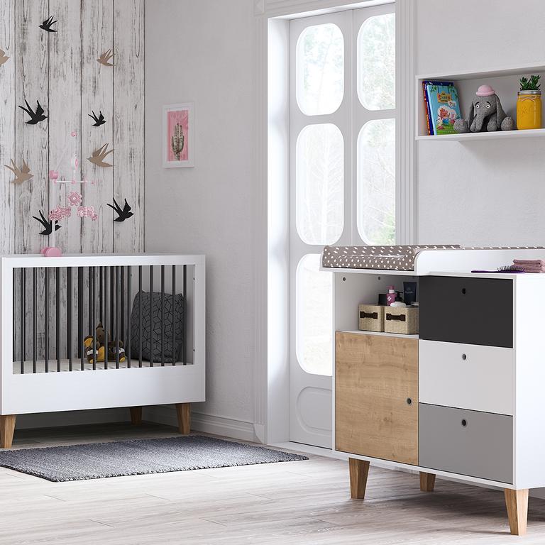 commode langer vox concept bois rangements commode tendresse de b b. Black Bedroom Furniture Sets. Home Design Ideas
