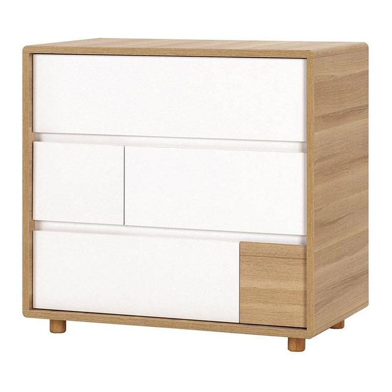 commode langer vox evolve bois rangements commode tendresse de b b. Black Bedroom Furniture Sets. Home Design Ideas