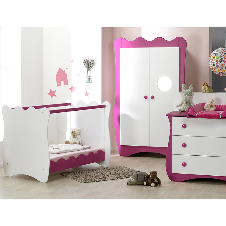 Emejing bebe chambre complete ideas design trends 2017 for Lit 70x140 ikea