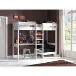 Vipack_Pino_lit_mezzanine_90x200_fauteuil_blanc_ambiance