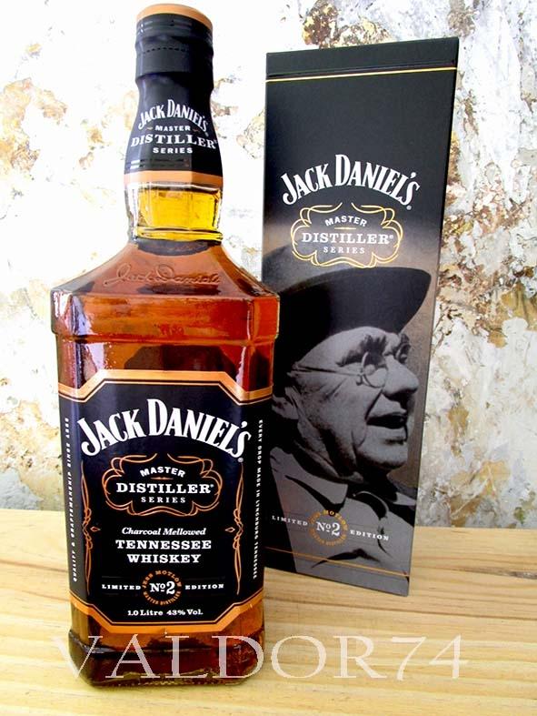Jack Daniel's Master distiller N°2