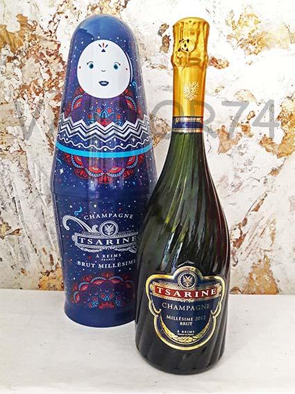 Champagne tsarine millesime
