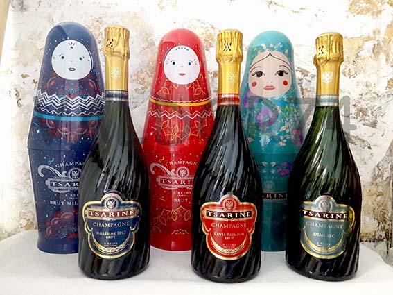 champagne tsarine avis