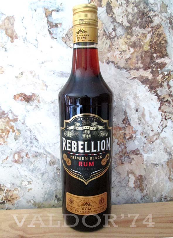 REBELLION PREMIUM RUM