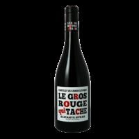 """""""LE GROS ROUGE QUI TACHE"""" CASTELET DE CANONLEVEQUE IGP PAYS D'HERAULT 75cl 13°"""