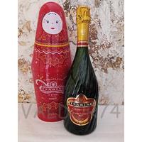 Champagne TSARINE CUVEE PREMIUM  75cl 12° EN MATRIOCHKA ROUGE