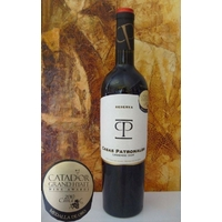 CASAS PATRONALES 2013 Grand Vin Rouge du Chili 75cl 14°