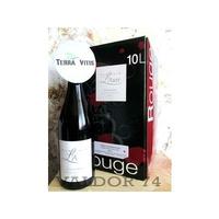 COTES DU RHÔNE Rouge Domaine de Laure Fontaine à vin 10L TERRA VITIS