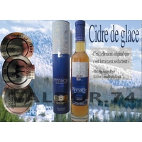 DOMAINE PINNACLE CIDRE DE GLACE 2010 DU QUEBEC 37,5cl