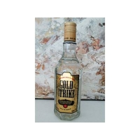 GOLD STRIKE Liqueur Hollandaise aux PAILLETTES D'OR 50cl