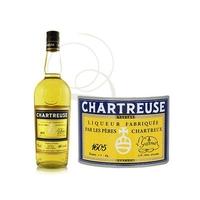 Liqueur CHARTREUSE-JAUNE 70cl 40°