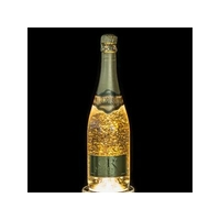 OR ADDICK BRUT 23  75cl 12° 23 carats de PAILLETTES D'OR  BLANC DE BLANCS  100% Chardonnay