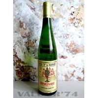 Vin d'Alsace Pinot Gris Vendanges Tardives 2011 domaine Kuentz à HusserenLes-Châteaux  75cl