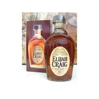 Whiskey ELIJAH CRAIG 12Y Kentucky Straight Bourbon 70cl 47°