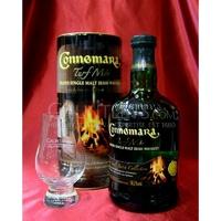 Whisky CONNEMARA TURF MOR Irlande Small Batch 70cl 58,2° à 92€