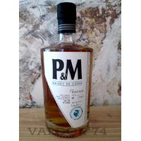 Whisky PM VINTAGE 70cl 40° Distillerie Pietra et Maleva ALERIA-CORSE