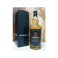 Whisky SPRINGBANK 10 ANS Campbeltown Single Malt 70cl 46°