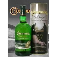 CONNEMARA 70cl  Distillerie Cooley Peated Single Malt Irish Whiskey CASK STRENGHT Le Whisky tourbé d'Irlande Triple distillation