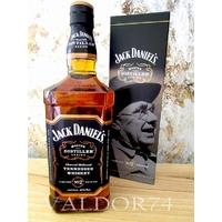 "Jack Daniel's MASTER DISTIILER LIMITED EDITION N°2 ""JESS "" Motlow 100cl 43°."