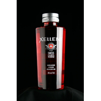 VODKA SUISSE  XELLENT La Vodka du Glacier 70cl 40°