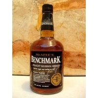 McAFEE'S BENCHMARK  STRAIGHT BOURBON 70cl 40°  FRANKFORT