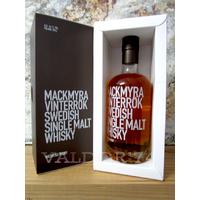 Whisky MACKMYRA VINTERROCK 70cl 46,1°  SWEDISH SINGLE MALT