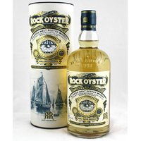 ROCK OYSTER 70cl 46,8° Small Batch Release Maritime Character With Island Qualities Scotch Whisky
