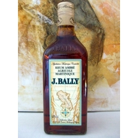 RHUM BALLY AMBRE AOC MARTINIQUE 70CL 45°