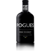 THE POGUES Irish Whsikey of the Legendary Group 70cl 40°