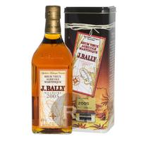 Très Vieux Rhum J.BALLY 70cl 43° 2005 Martinique AOC à 68€/bt