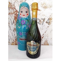 MATRIOCHKA Champagne Tsarine Reims Demi-Sec 75cl 12°