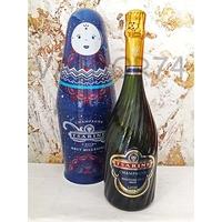 MATRIOCHKA Champagne Tsarine Millésime 2012 Chanoine Reims 75cl 12°