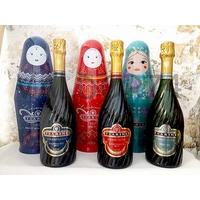 3 MATRIOCHKA TSARINE Champagne Chanoine Reims