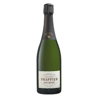 CHAMPAGNE DRAPPIER CUVEE NATURE ZERO DOSAGE  75cl 12°