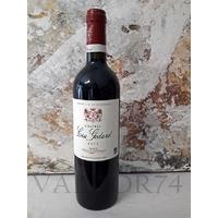 CRU GODARD Grand Vin  rouge de Bordeaux Côtes de Francs 2015 75cl 13,5° Certifié Bio AB