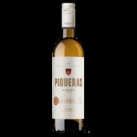 PIQUERAS WHITE LABEL ALMANSA 2017 Vin Blanc Bio Espagne