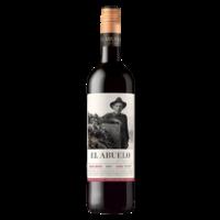 EL ABUELO GARNACHA TINTORERA 2015 75cl 13° Vin Rouge BIO Espagne
