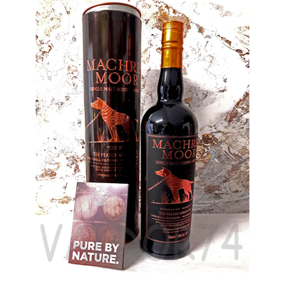 Whisky ARRAN MACHRIE MOOR  8th RELEASE  Isle of Arran Single Malt 70cl 46° à 56€