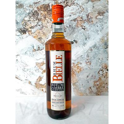 RHUM AGRICOLE Ambré Distillerie Bielle Marie Galante 70cl 44°