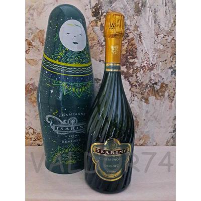 MATRIOCHKA Champagne Tsarine Reims Demi-Sec 75cl 12° à 38€