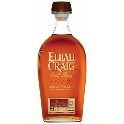 Whiskey ELIJAH CRAIG SMALL BATCH Kentucky Straight Bourbon 70cl 47°
