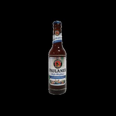 PAULANER WEISS ALKOHOLFREI 33CL à 2€