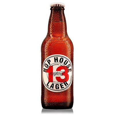 GUINESS HOP HOUSE 13 LAGER BIERE BLONDE IRLANDAISE 33cL 5° à 3€