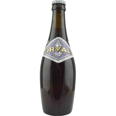 ABBAYE D'ORVAL BIERE TRAPPISTE BELGE 33cl 6,2° à 3€